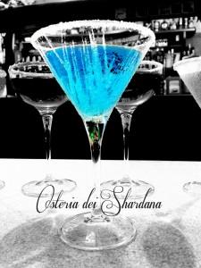 Blue crusta